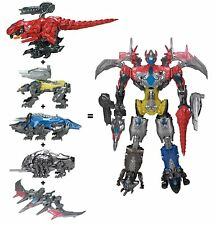 Power Rangers Movie All The Battle Zord Toys