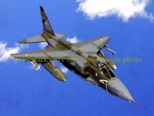 French Air Force  Jaguar A/E Fighter Bomber Color Photo Military Aircraft USAF