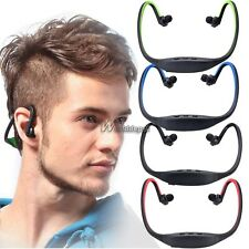 Sport Wireless Bluetooth Stereo Headphone Headset Earphone For iPhone/PC WT8803