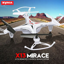 Syma X13 4CH 6Axis RC Quadcopter Helicopter Drone Flight Headless Without Camera