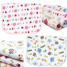Waterproof Baby Infant Diaper Urine Mat Bed Sheet Reusable Changing Cover Pad