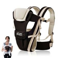 Baby Infant Carrier Kangaroo Fleece Mom Maternity Various Positions Breathable