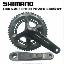 SHIMANO DURA-ACE R9100 POWER Crankset XCADEY X-POWER METER Crank  172.5