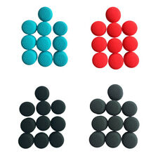10pcs Thumbstick Button Joystick Cap Cover for Nintendo Switch Game Console