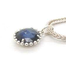 Genuine Authentic S925 Sterling Silver Blue Midnight Start Dangle CHARM Bead