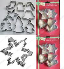 NEW Christmas Cookie Cutters LOT OF PATTERNS