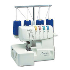 Brother 1034D Sewing Machine Serger 3/4 Thread Lock Overlock Differential Feed