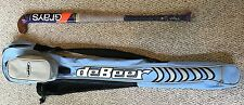 "Grays Karachi King Ceramic Shorti Field Hockey Stick 35"" w/ Debeer Case and Ball"