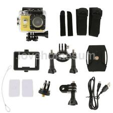 Full HD 1080P Sports Action Camera Waterproof DV Camcorder 120° Wide-angle Lens
