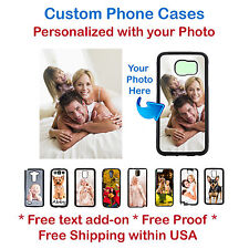 Personalized Customized Photo Picture Phone case for Samsung s5, Mini, Active