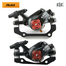 Avid BB7 Brake Mechanical Disc Cable Actuated Caliper MTB Bike Front Rear Pads