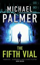 FIFTH VIAL By Michael Palmer *Excellent Condition*