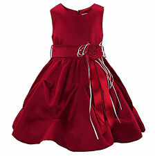 Baby Girls Party Dress Toddler Kids Sleeveless Princess Pageant Holiday Wedding
