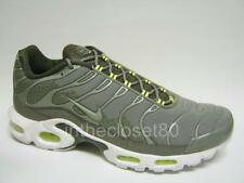 Nike Air Max Plus SE Tn Tuned 1 Cargo Khaki Olive Green Mens Trainers 918240 300