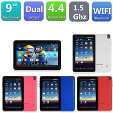 9 inch A33 Android Tablet PC 1G + 16G Quad Core  Dual Camera WIFI AU Plug