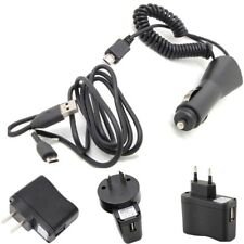 DC CAR Micro USB+WALL CHARGER FOR FOR Sony Lt28H Xperia Ion Lt26I Lt36