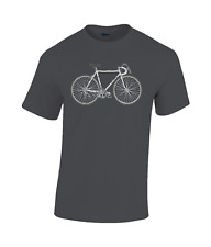 Team SCIC saronni colnago bicycle cotton T-shirt cycling b