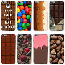 For Iphone 7 7 Plus Case Cover Apple Chocolate Food Eat Keep Calm Tasty Browny