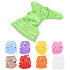 Sweet New Alva Reusable Baby Washable Cloth Diaper Nappy +1INSERT pick color BH