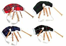 Baby, Mini,Toy Bagpipe/Junior Playable Bagpipes/Child Bagpipe Various Tartans