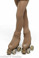 OVER THE BOOT ICE SKATE ROLLER SKATING TIGHTS ALL SIZES