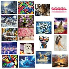 16''x20'' Unframed Paint by Number Kit for Adult&Kids Art Acrylic Linen Canvas