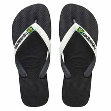 Havaianas Top Brazil Thongs in Black