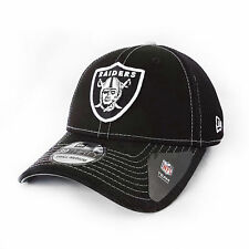 Oakland Raiders NFL New Era Shadow Burst 39THIRTY Cap