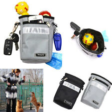 Dog Training Waist Bag Pet Puppy Snack Bags Reward Treat Outdoor Portable Pouch