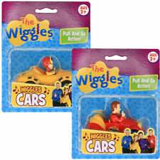 "NEW THE WIGGLES - 3"" WIGGLES CARS (EMMA, SIMON)"
