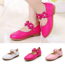 Spanish Style Toddler Girls Kids Wedding Party Dance Shoes Walking Shoes Sandal