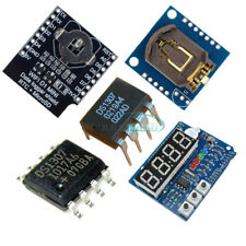 DS1307 DIP8 SOP8 Wemos D1 Data Logger Shield RTC I2C Real Time Clock For Arduino
