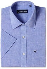 Allen Solly Mens Long Sleeve Button Front Shirt FREE SHIPPING