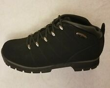 Lugz Mens Black Cargo Ankle Boots MJ3D069 New