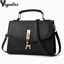 New Hand Bag for Women PU Leather Shoulder Bags Messenger Lady Crossbody Handbag