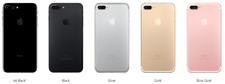 Apple iPhone7 Plus (Factory Unlocked) 32GB / 128GB / 256GB