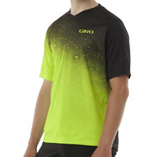 New GIRO 2017 ROUST JERSEY LIME FADE