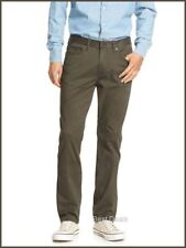 Banana Republic Mens Sueded Slim Fit Stretch Jeans Pants GLOBAL GREEN NEW $69.99