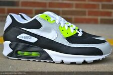 Nike Air Max 90 Grey Volt 9.5 10 1 95 90  95 97 99 2017 2016  93 94 180