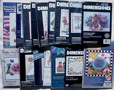 Dimensions Janlynn ++ Small Counted Stamped Cross Stitch Kits YOU CHOOSE