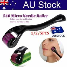 540 Derma Microneedle Skin Face Acne Wrinkle Roller Micro Needle Therapy Pen P5