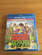 Horrid Henry - The Movie (Blu-ray and DVD  2-Disc Set)