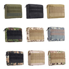 Zipper Design Outdoor Waterproof Bag Waist Pack Camping Military Army Bag Pouch