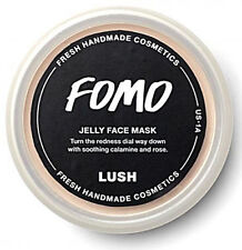 Lush 60g Jelly Face Mask Sensitive Soothing Vegan Detox Gentle Clear Soothe Skin