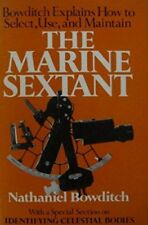 MARINE SEXTANT SELECTED FROM AMERICAN PRACTICAL NAVIGATOR - Hardcover EXCELLENT