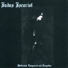 JUDAS ISCARIOT - Dethroned Conquered And Forgot - CD - Single Maxi Import - NEW