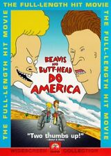 Beavis And Butthead Do America - DVD - Anamorphic Animated Closedcaptioned NEW