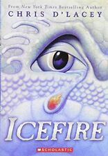 ICEFIRE LAST DRAGON CHRONICLES 2 By Chris Dlacey **BRAND NEW**