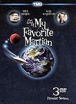 MY FAVORITE MARTIAN THE BEST OF PREMIER SEASON 3 DISC SET B&W