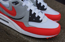 New nike air max Light sole sz 12 1 95 97 96 98 red white grey Og day 99 93 zero